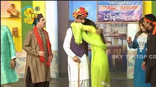Iftikhar Thakur With Nadeem Chitta and Ali Naz Stage Drama Kaki Full Comedy Clip 2019