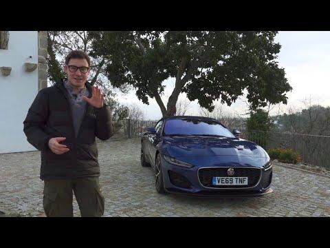 КРАСОТА, СКОРОСТЬ и... ГЛЮКИ! Тест-драйв и обзор обновленного Jaguar F-Type 2020