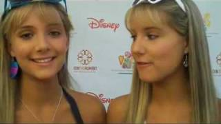 Who Makes the Rosso Twins Laugh? (Interview at a Time for Heroes 09)