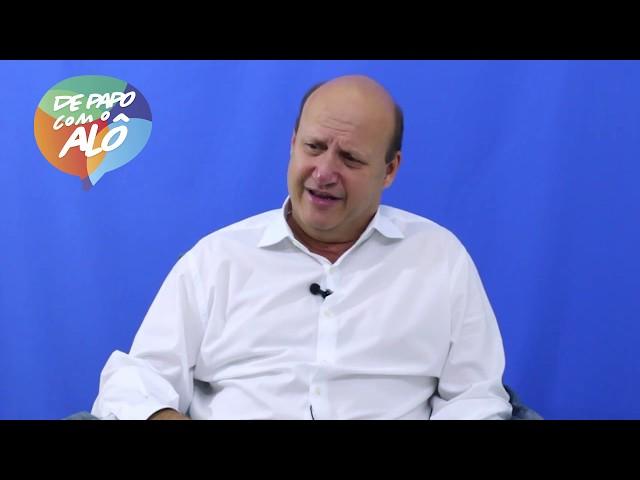De Papo com o Alô - Célio Silveira
