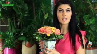 Как выбрать практичный горшок для цветов? Композиция Мечта. http://buket-express.ua/(, 2014-07-27T20:24:26.000Z)