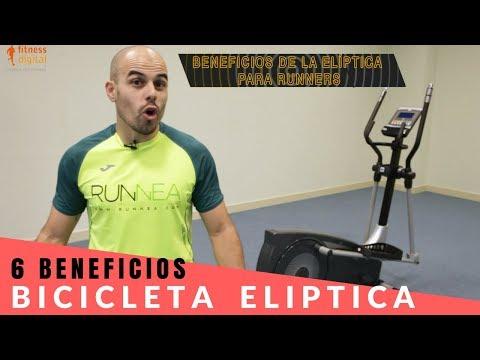 Los 6 beneficios de la bicicleta elíptica para runners ?