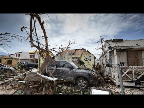 Hurricane Irma : Devastating pictures from the Caribbean islands, damage, hotels, boats, houses,