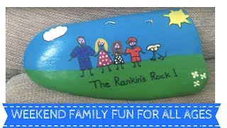 WEEKEND FAMILY FUN FOR ALL THE FAMILY | VLOG | THE RANKINS