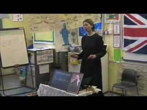 Melcombe Primary's Victorian Teacher