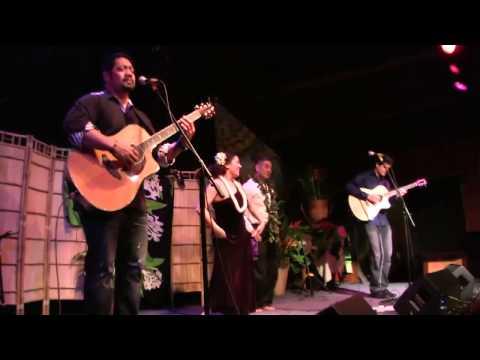 """Uhiwai"", By MAMO (Nathan Aweau And Jeff Peterson) With Hula"