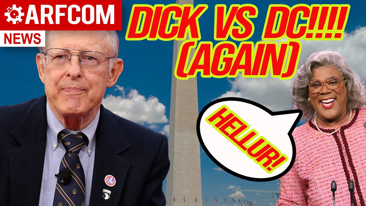 Dick Heller About To Stick It To DC Again