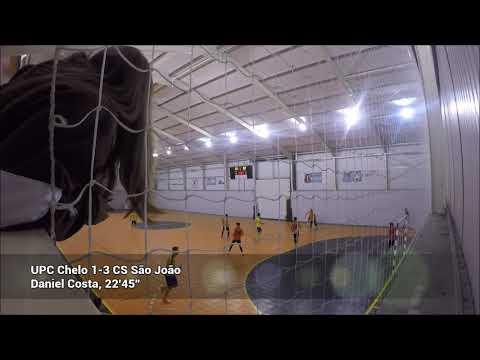 UPC Chelo 1-5 CS São João (Seniores, CN II Divisão FPF)