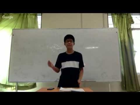 Penang Debating Championship 2016 Round 2