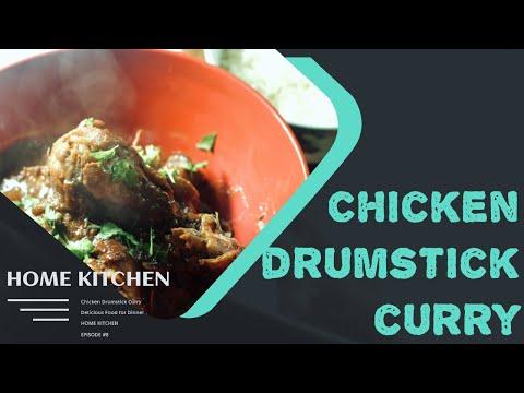 chicken-drumsticks-curry:-how-to-make-||-home-kitchen-#8