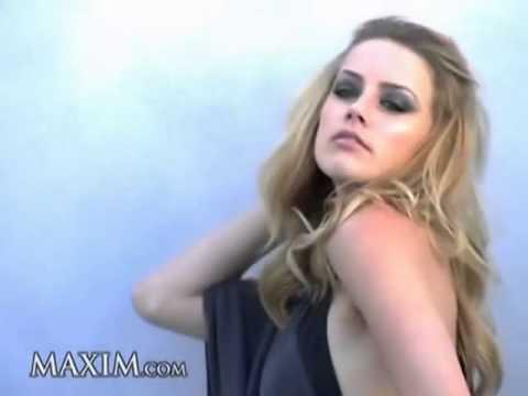 Amber Heard  Maxim Photoshoot YouTube