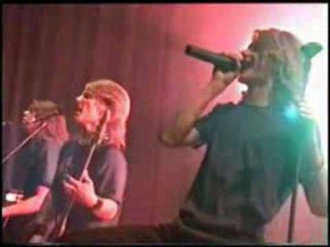 Kissin Dynamite - Freaky (LIVE)