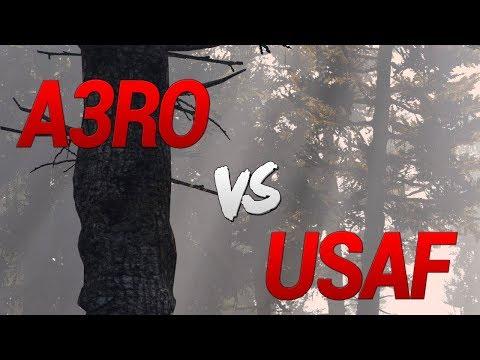 A3RO vs USAF 3° GUERRA 8x8 (part 2) (XB 360)