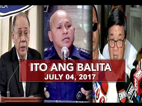 UNTV: Ito Ang Balita (July 4, 2017)
