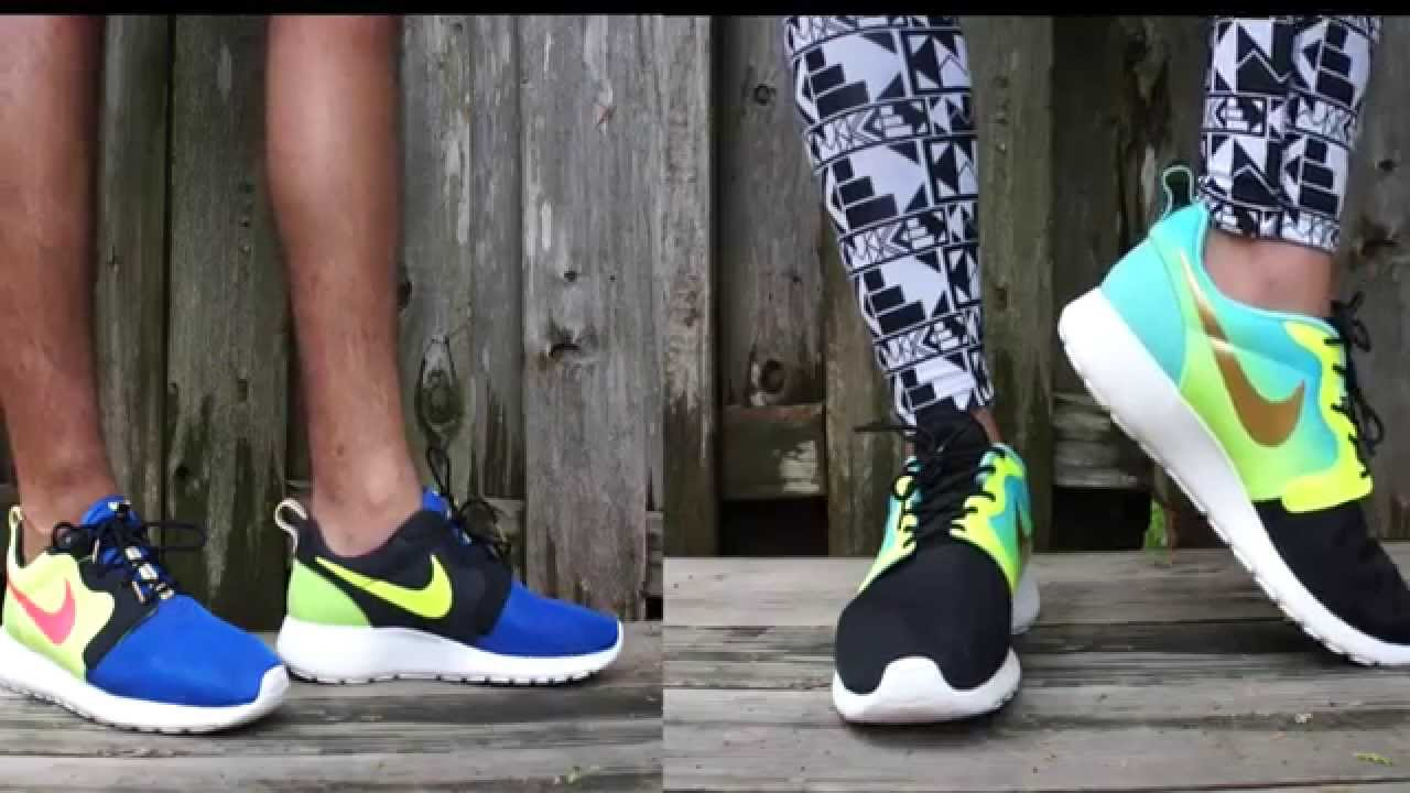 newest 7740a 73494 MAGISTA COLLECTION  Men s and Women s  Nike Roshe Run HYP Premium ON ...