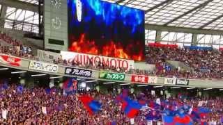 FC東京武藤、国内最終戦対清水での最後の選手紹介これでJ リーグでもう...