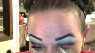 Sexy Clause~Christmas Look~My 1st Tutorial Thumbnail