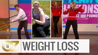 How One Woman Lost Over 100 Pounds