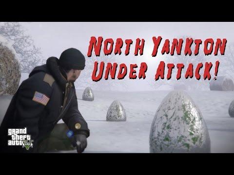 North Yankton Under Attack! - GTA V Machinima (Rockstar Editor)