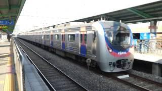 京義中央線321000系 西氷庫駅発車 KORAIL Gyeongui-Jungang Line Class 321000 EMU