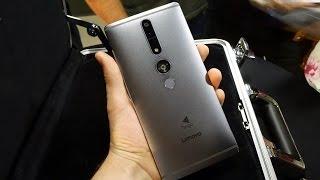 استعراض للهاتف Lenovo Phab 2 Pro:مشروع تانجو من قوقل!