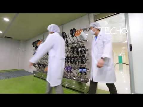 Amazing Food Processing Machines 2017 - CHICKEN