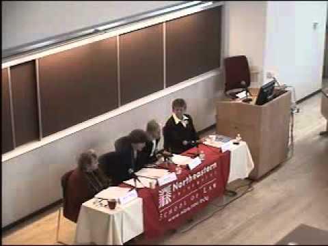Dalton Symposium 2010: Challenging Boundaries in Legal Education - Panel 2
