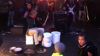 "Reuben Stone, Matthew ""bucketboy"" Pretty. Edinburgh Fringe 2015 Epic Jamm"