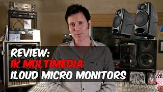 iLoud Micro Monitors Review - Warren Huart - Produce Like A Pro