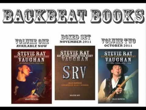 Stevie Ray Vaughan, Day by Day, Night After Night by Craig Hopkins