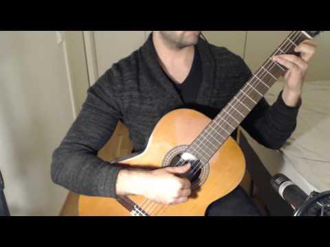 Main Theme - Fallout 4 on Guitar