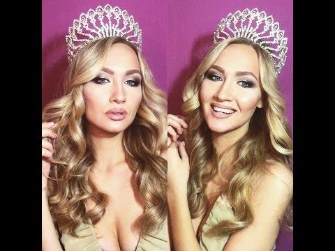 Макияж с конкурсов красоты, Мисс Мира, Мисс Вселенная