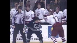 2007-08 Plymouth Whalers Hilight Video