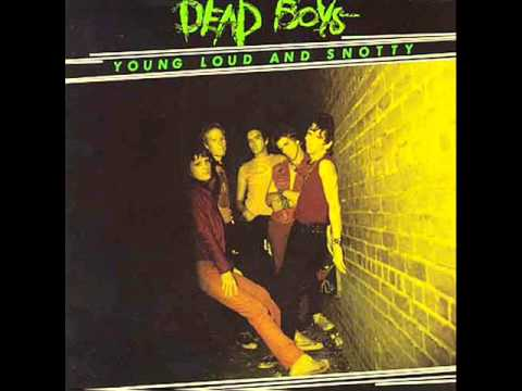 Dead Boys-Caught With the Meat in Your Mouth