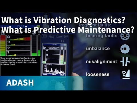 Vibration Analysis For Beginners 1 (Predictive Maintenance Explanation. How It Works?)