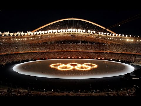 Athens 2004 Opening Ceremony Olympic Games, Greek, no subs, HQ