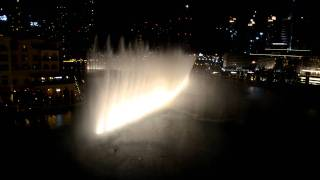 The Prayer Celine Dion Andrea Bocelli - Dubai Fountain