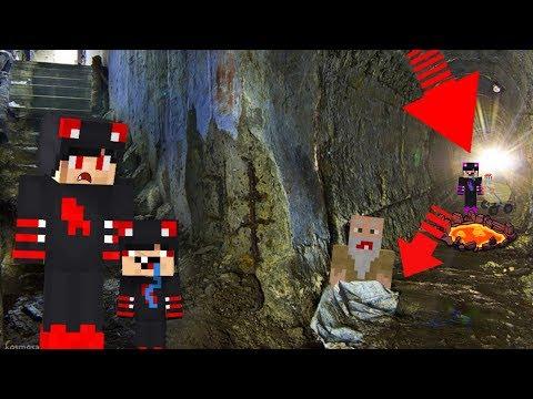 أنا وأطفالي #11 وقعنا في متاهة الحفرة الغريبة العملاقة !!! إيش لقينا؟؟؟
