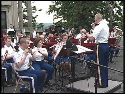Music from 'The Incredibles' performed by The West Point Band -- Arranged by Matthew Morse