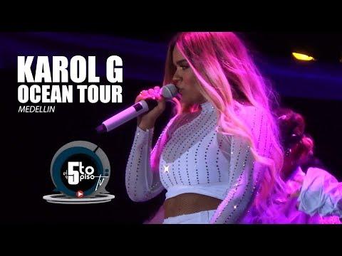 Karol G Ocean Tour Medellín