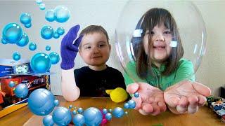 Мыльные пузыри Детская забава Хот Вилс скелет Камаз тягач с полуприцепом Сюрпризы для малышей