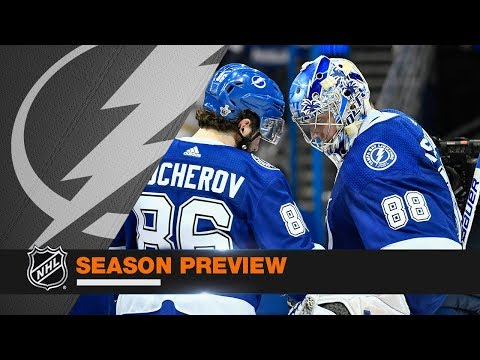 31 in 31: Tampa Bay Lightning 2018-19 season preview