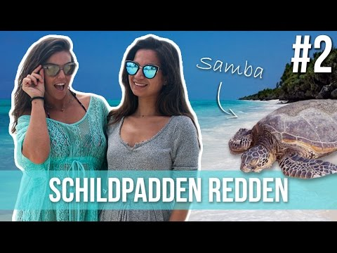 Schildpadden redden | Serena & Laura #2 - Wander Zanzibar