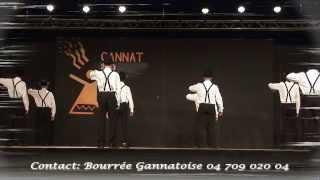 Bourrée Gannatoise Auvergne France Suite Bretelles