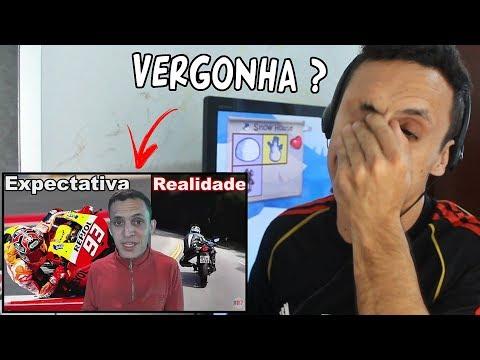 REAGINDO AO MEU PRIMEIRO VIDEO DE 7 TIPOS 🙈
