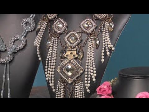 Beads Baubles and Jewels Episode 2206: Melissa Grakowsky Shippee