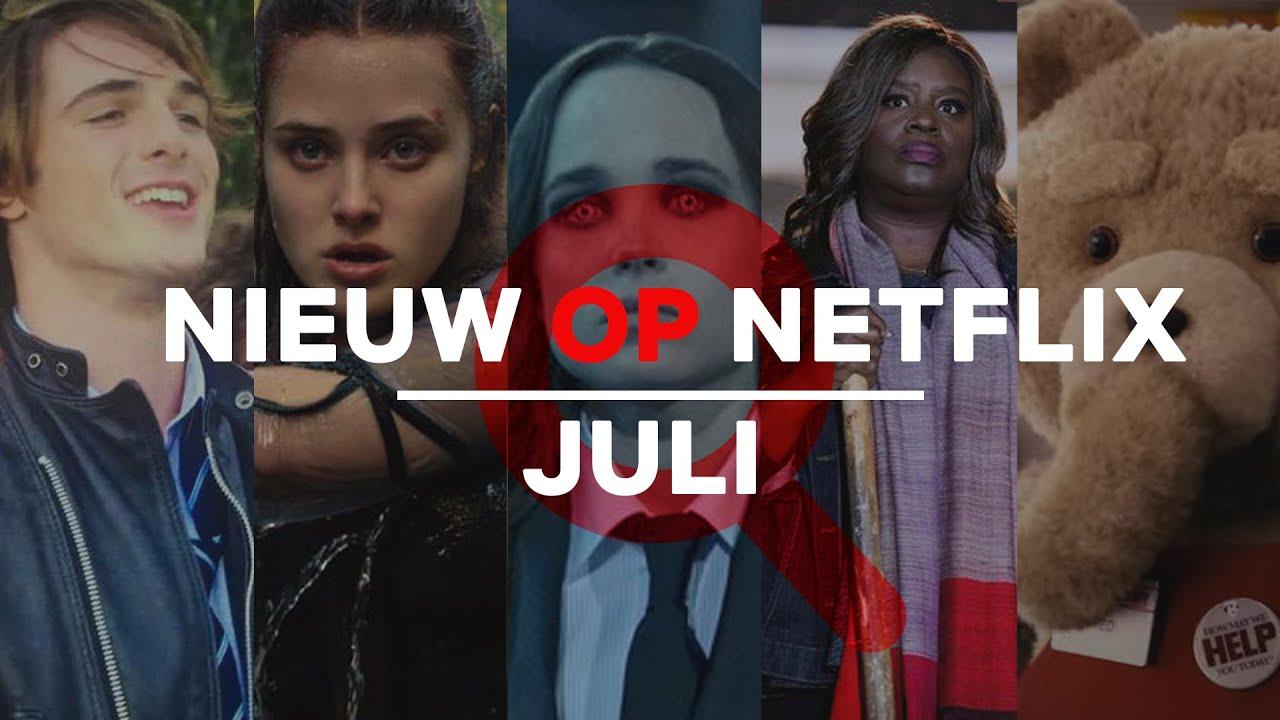 Nieuw Op Netflix | Juli 2020 | Wat ga jij kijken?