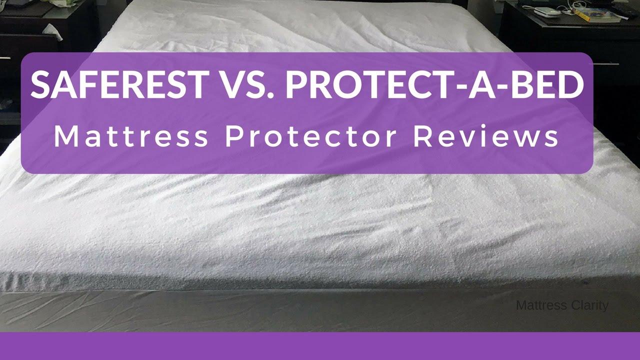 Luna Premium Hypoallergenic 100 Waterproof Mattress Protector