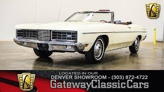 1970 Ford XL #391 Denver - Gateway Classic Cars
