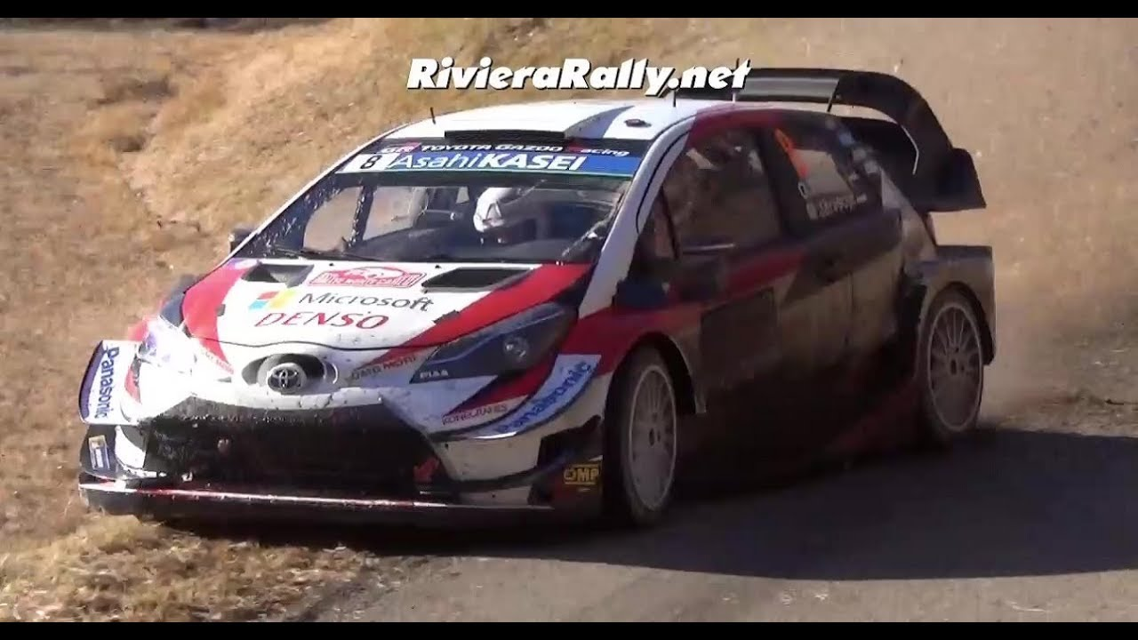 rallye monte carlo 2019 day 2 ss 3 6 youtube. Black Bedroom Furniture Sets. Home Design Ideas